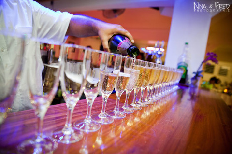 mariage d'Amandine et Rémy champagne