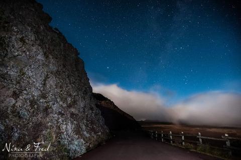 photographie de paysage la Réunion 974 route du volcan