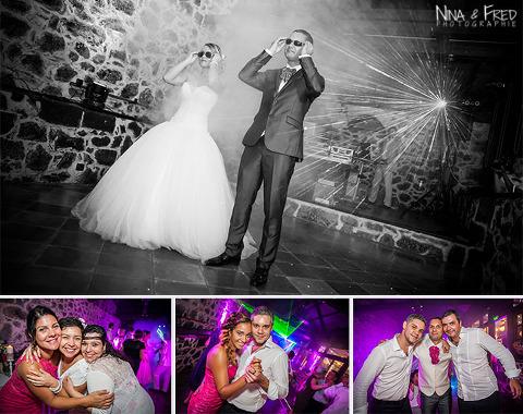 soirée danse mariage Laura
