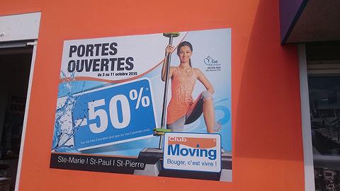 affiche moving Réunion