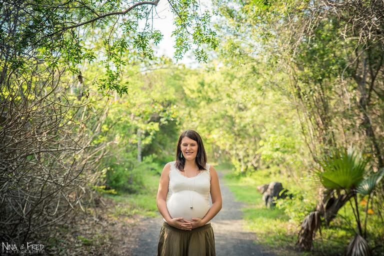 séance photo de grossesse d'anabelle