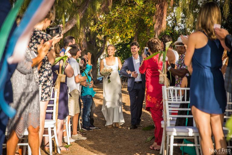 cérémonie de mariage K&M