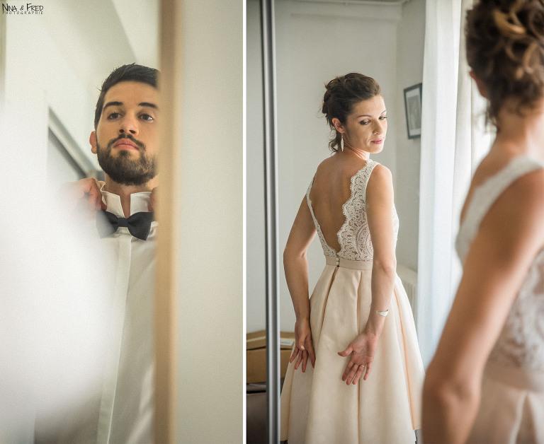 préparatifs mariage de L&S