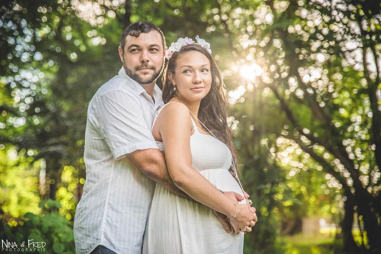 couple grossesse 974 F&S
