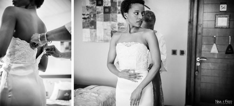 robe de mariée B&S