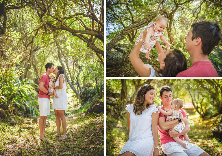 photos extraites du shooting famille de F&L