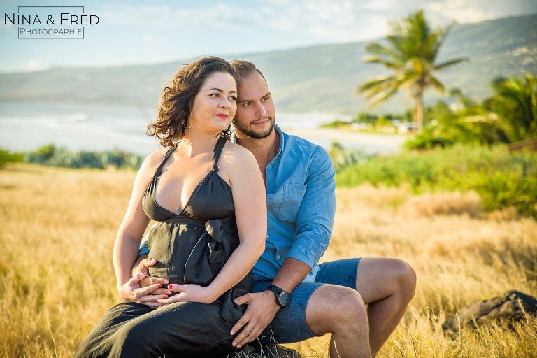 couple et grossesse 974 Maud