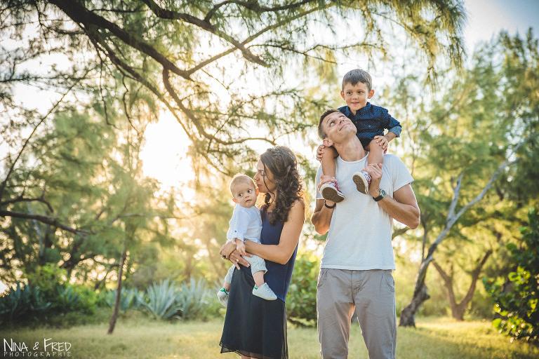 séance photo famille Réunion G2