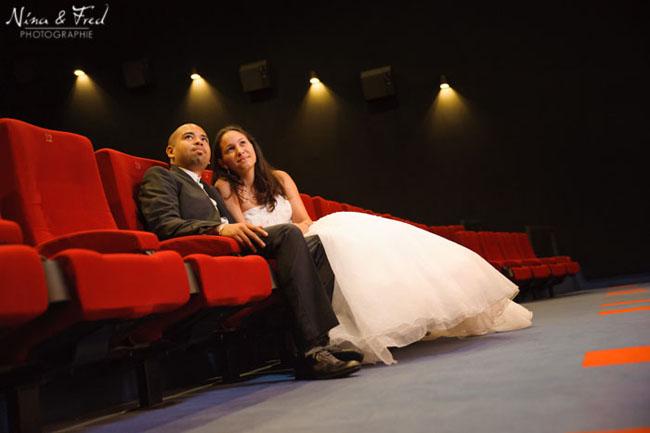 Day after au cinéma Emmanuelle et Yoan