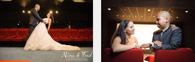 photographies au cinéma Emmanuelle et Yoan