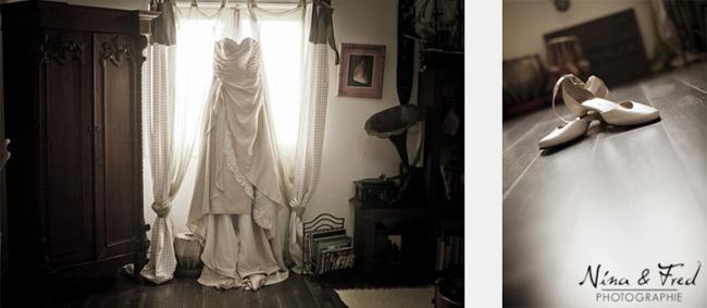rode de mariée d