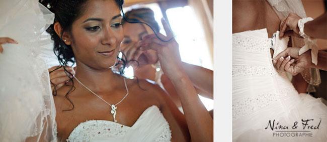 mariage corinne et jonathan préparation