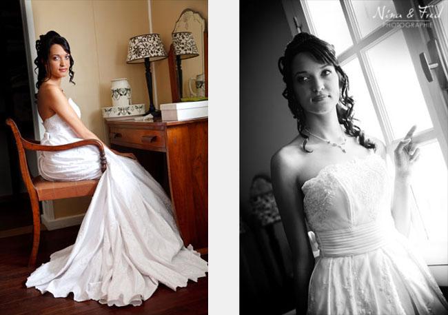 mariée Sarah photographies