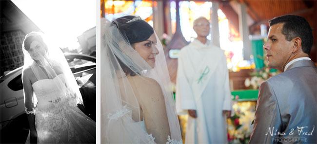 audrey et HC mariage religieux