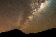 photographie étoiles plaine des cafres