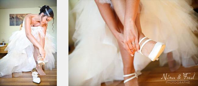 mariage christelle bruno preparation
