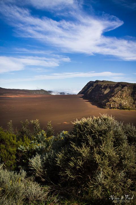 photographie de la plaine des sables