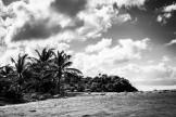 Maison au bord de la plage à Saint Martin
