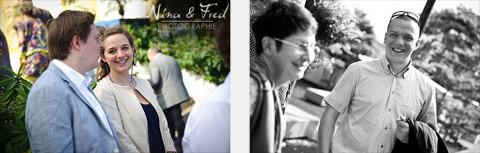 photos prise sur le vif Maelle et Loïc