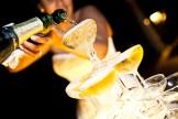 photographie du champagne