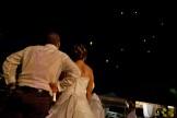 mariés et lanternes