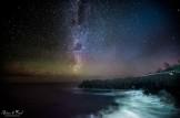 paysage cap méchant de nuit