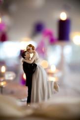 figurines de mariage