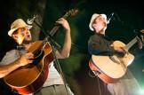 deux chanteurs