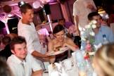 repas de mariage au lux Réunion