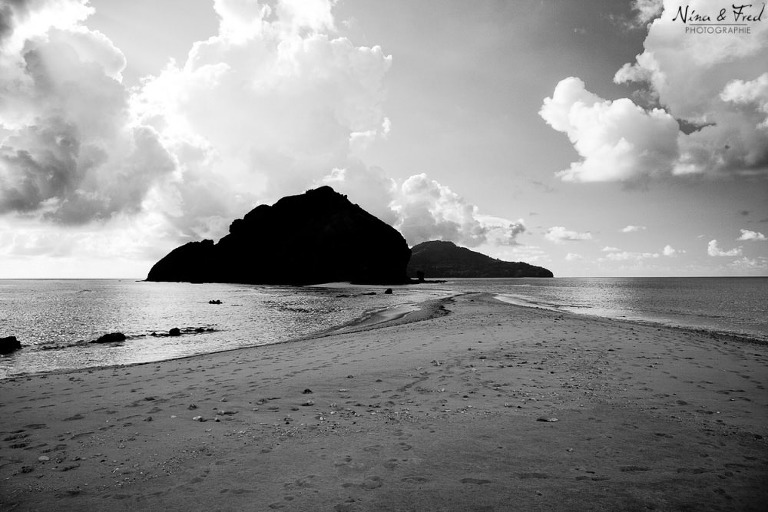 Ilot à Mayotte