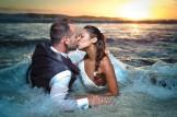 Trash the Dress à la Réunion - mariage dans l