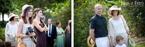 mariage d'Amandine et Rémy invités