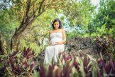 femme enceinte nature