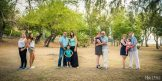 séance photo souvenirs trois générations