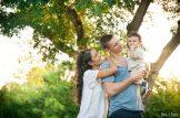 famille cadre naturel