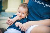 bébé yeux bleus Réunion