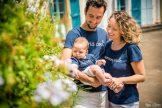 parents et bébé photographie