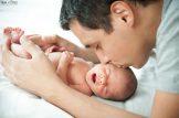 père et Bébé à la Réunion