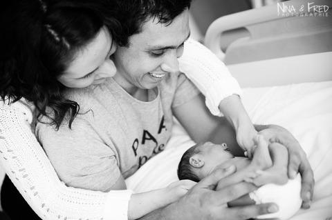 séance photo maternité Hugo