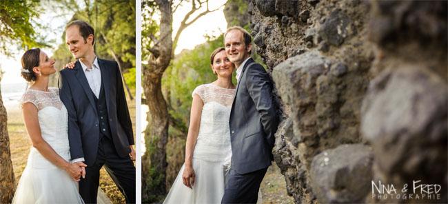 séance photo en couple 974 Julie et Benoît