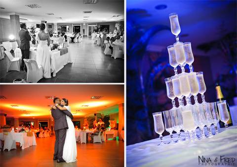 réception de mariage au Domaine des Pierres laura et Rahma