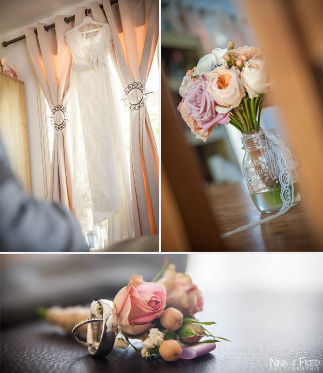 photographies de mariage Mickaëlle