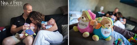 séance photo naissance et famille E&V
