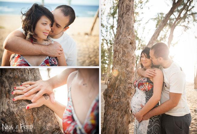 photos de grossesse F&E