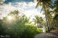 photographie plage paradisiaque Coralie