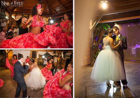 danse réception mariage J&Y
