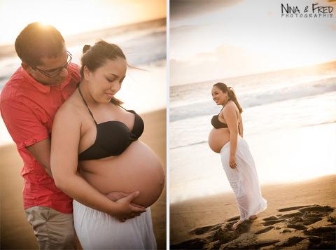 Photographie de grossesse A&A 974