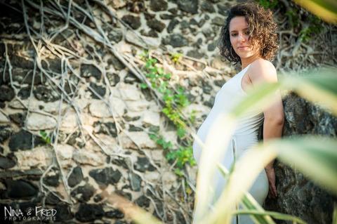 photographie de grossesse Agnès