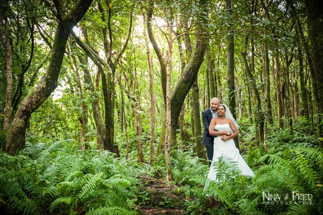 séance photo Day After forêt Réunion F&D