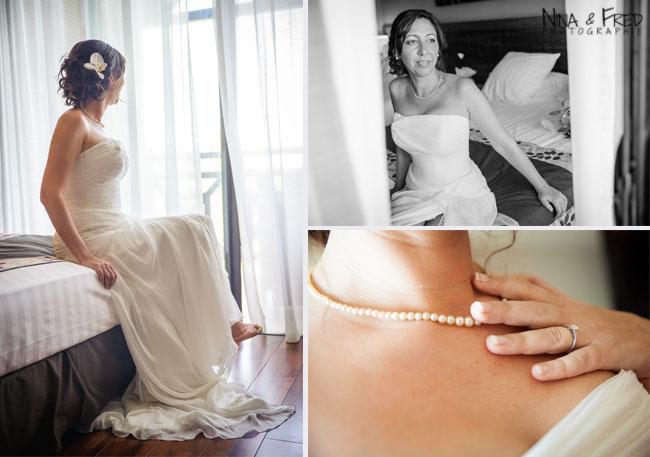 marié préparatifs Iloha 974 Marie